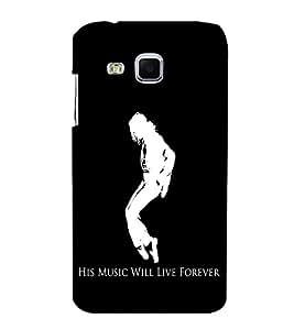 EPICCASE MJ Forever Mobile Back Case Cover For Samsung Galaxy J3 (Designer Case)