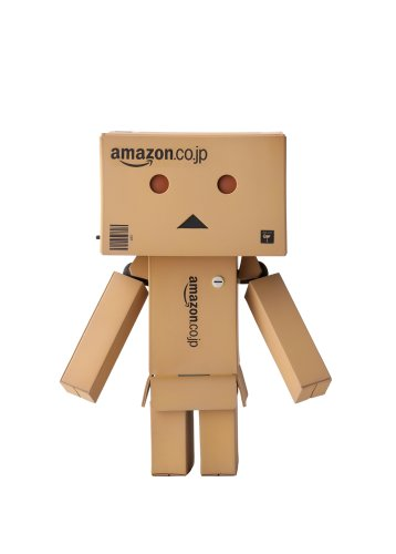 リボルテック「ダンボー」お化粧直しBOX【Amazonボックスver】