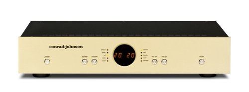 conrad-johnson ET3 Line Stage Vacuum-Tube Preamplifier with Remote