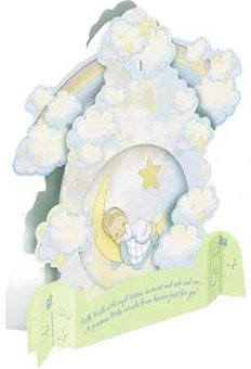 Precious Moments 'Baby Moments' Centerpiece (1ct)