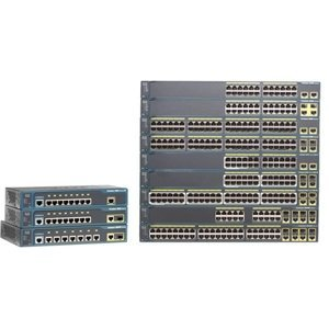 Cisco Catalyst 2960-48TT Ethernet Switch - H67155