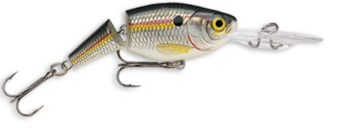Today Rapala Jointed Shad Rap 07 Fishing lure, 2.75-Inch, Shad  Best Offer
