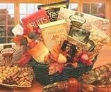 Fall Splendor Deluxe Thanksgiving Gift Basket