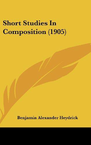 Short Studies in Composition (1905)