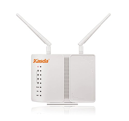 Kasda N300 Wireless ADSL2+ Modem Router with USB2.0 Host Port (KW5813A)