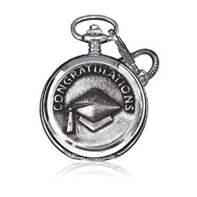 Pewter Pocket Watch-UN61
