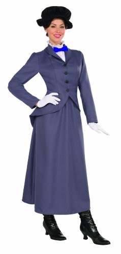 English Nanny Adult Costume