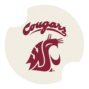 Washington State University Carsters - Coasters for Your Car