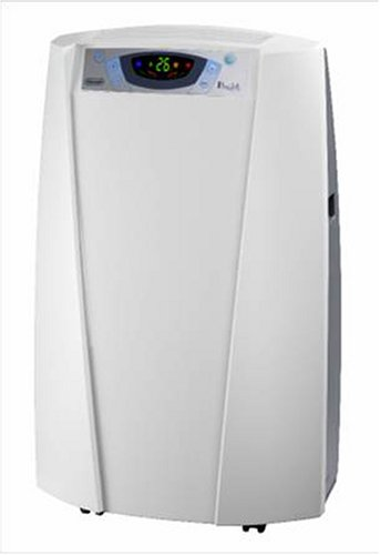 De'Longhi PAC L16A Portable Air Conditioner, 8,000 Btu