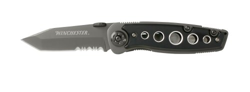 Winchester Parfive Tanto Knife, Titanium [22-41793]