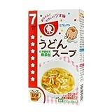 ヒガシマル 赤ちゃん用 うどんスープ 2.2g*8袋 7ヶ月頃から