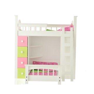Loft Beds For Girls 5513 front