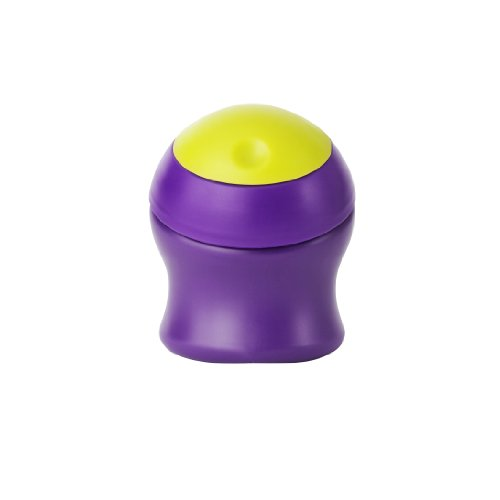 Boon Munch Snack Container (Green/ Purple)