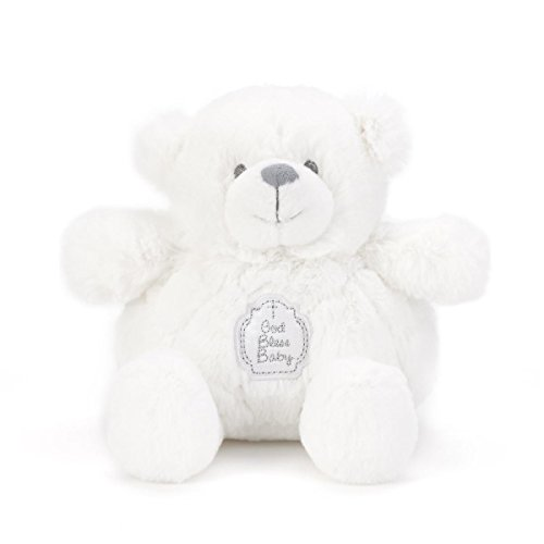 DEMDACO Cherish Bear Rattle