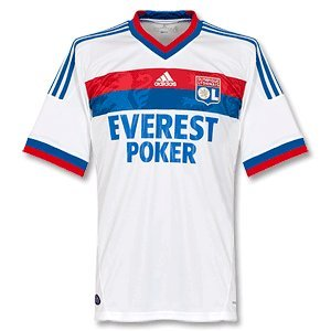 Olympique Lyonnais Home Football Shirt 2011-12