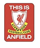 OFFICIAL LIVERPOOL THIS IS ANFIELD ENAMEL PIN BADGE