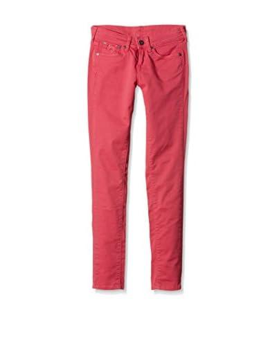 Pepe Jeans London Pantalone Pix [Fucsia]