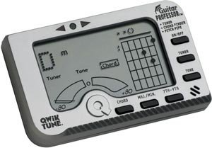Guitar Tuner/Chord Finder  Quik Tune