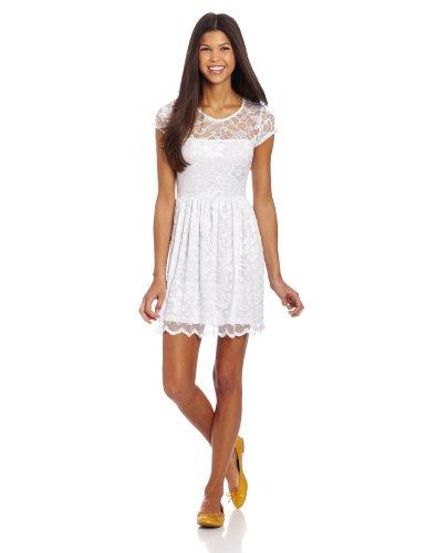 white dress: *1 Jump Juniors D'orsay Lace Illusion Cap ...