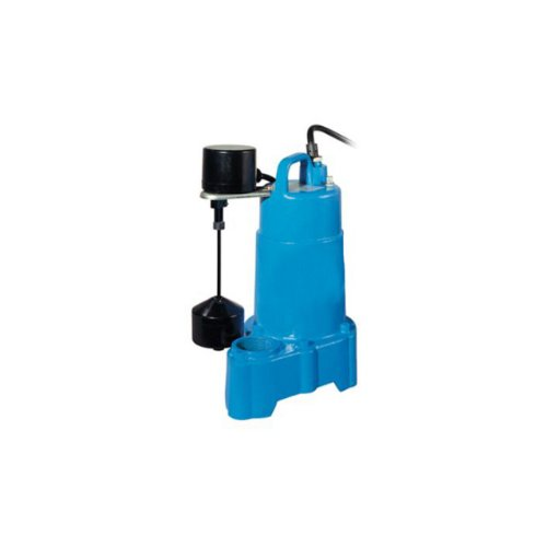 Barnes SP50AX Wide Angle Submersible Mechanical Effluent Pump