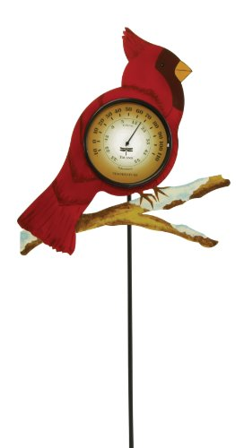 Decorative Outdoor Thermometer