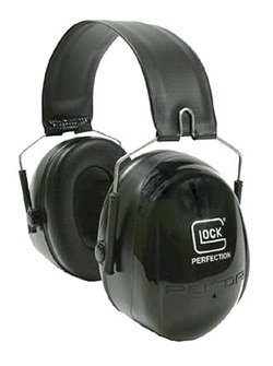 Glock Hearing Protection Earmuffs With Glock Logo Md: AP60212.