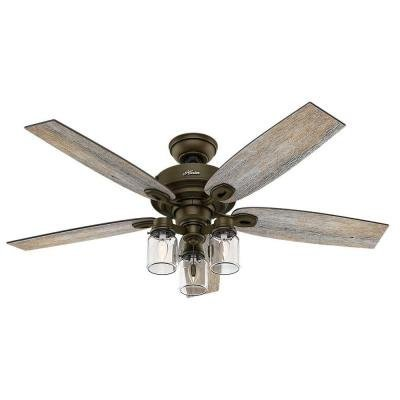 Hunter 53331 Crown Canyon 52 in. Indoor Regal Bronze Ceiling Fan (Selling Fan compare prices)