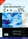 img - for Data Structures With C++ Using STL book / textbook / text book