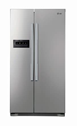 LG GS 3159 PVJZ Side by Side / A++ / 175.30 Höhe / 345 kWh/Jahr / 352 L Kühlteil / 175 L Gefrierteil / Premium Platinum / Linear Kompressor / Total No Frost