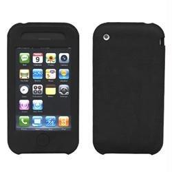 Cynergy Design Apple Iphone 3G Soft Shell Black