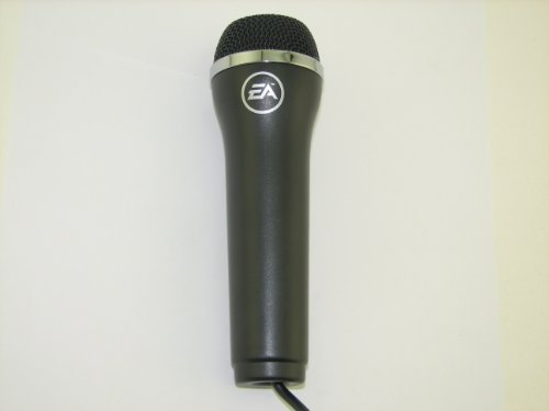 Official Usb Logitech Ea Microphone [Ps3, Ps2, Xbox 360, Wii, Pc]
