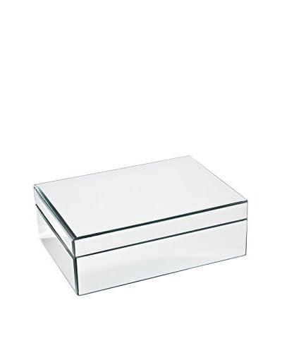Godinger Mirrored Jewelry Box, Large