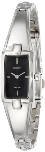 Seiko Women's SUP217 Analog Display Japanese Quartz Silver Watch