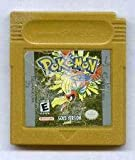Gameboy Pokemon Gold Version ,