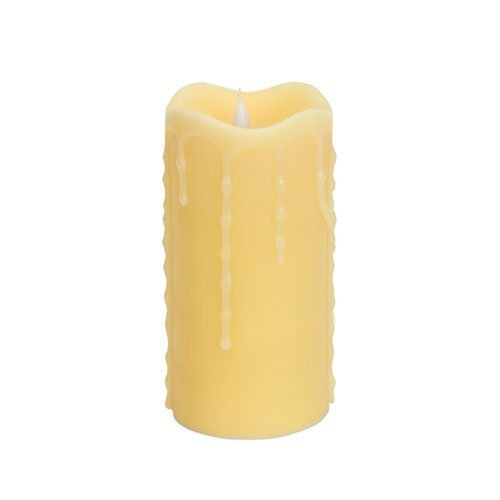 Park Avenue Collection Simplux LED Dripping Candle w/Moving Flame