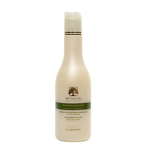 DEVANT PROFESSIONAL Bionat Bioargan Shampoo Balance Equilibrante, 250ml by DEVANT PROFESSIONAL
