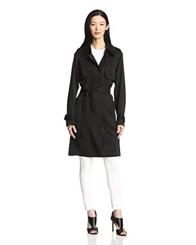 Vince Camuto Women's Single-Breasted Trench Coat