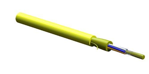 006E88-31131-29 - Corning 6 Fiber Mic Plenum Cable, Single-Mode