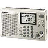 Sangean America Digital AM/FM 14-Shortwave World Band Radio