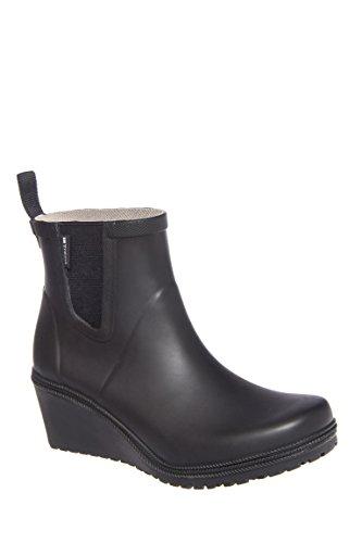 Emma Mid Wedge Rain Boot