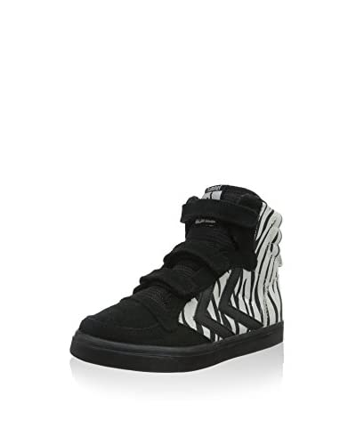 Hummel Zapatillas abotinadas Negro