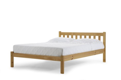 Single Beds Pine Wooden Bed Frame Belluno Style by Verona Design