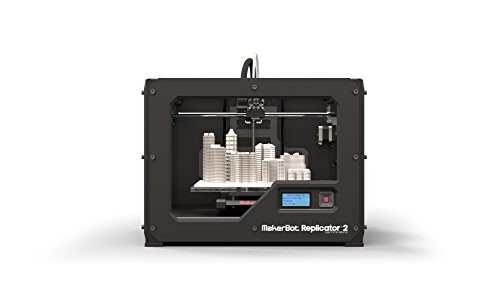 makerbot replicator 2 im test profi ger t mit integrierter kamera. Black Bedroom Furniture Sets. Home Design Ideas