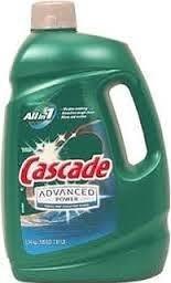 Cascade Advanced Power liquid machine dishwasher detergent with Dawn, 125-fl. oz., plastic bottle (Cascade Liquid Dishwasher compare prices)