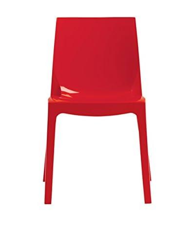 MODERN HOME Silla Rojo