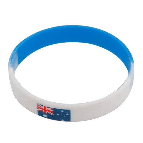 Silicone Bracelet for USA
