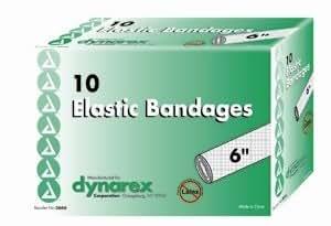 "Elastic Bandage Latex Free 6"""