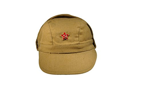 Great Deal! Made in USSR Original Soviet Russian Army Soldier Field Afghan cap Afghanka Original