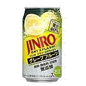 JINRO(ジンロ)DRY SPLASH 350ml×24本