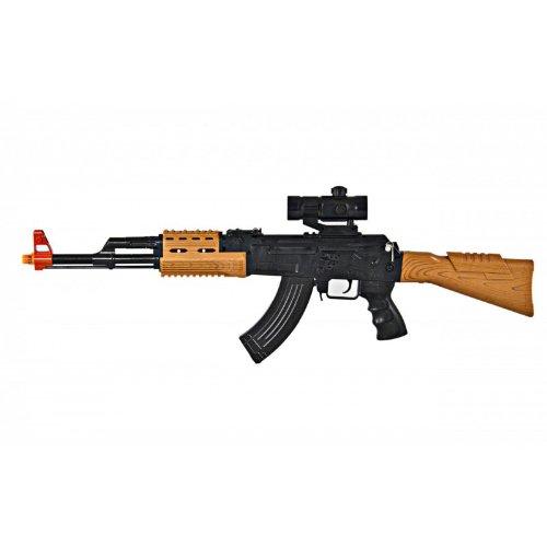 Ak-47 Assault Rifle front-1076896
